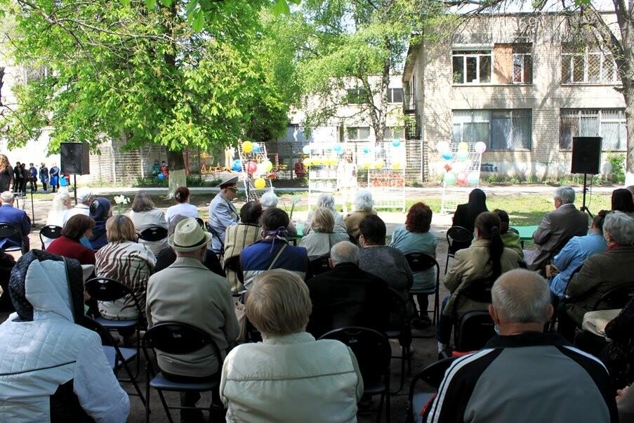 У Новомосковському Терцентрі привітали ветеранів: ФОТОРЕПОРТАЖ, фото-9