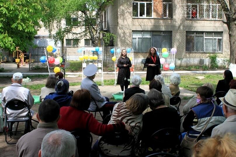 У Новомосковському Терцентрі привітали ветеранів: ФОТОРЕПОРТАЖ, фото-8