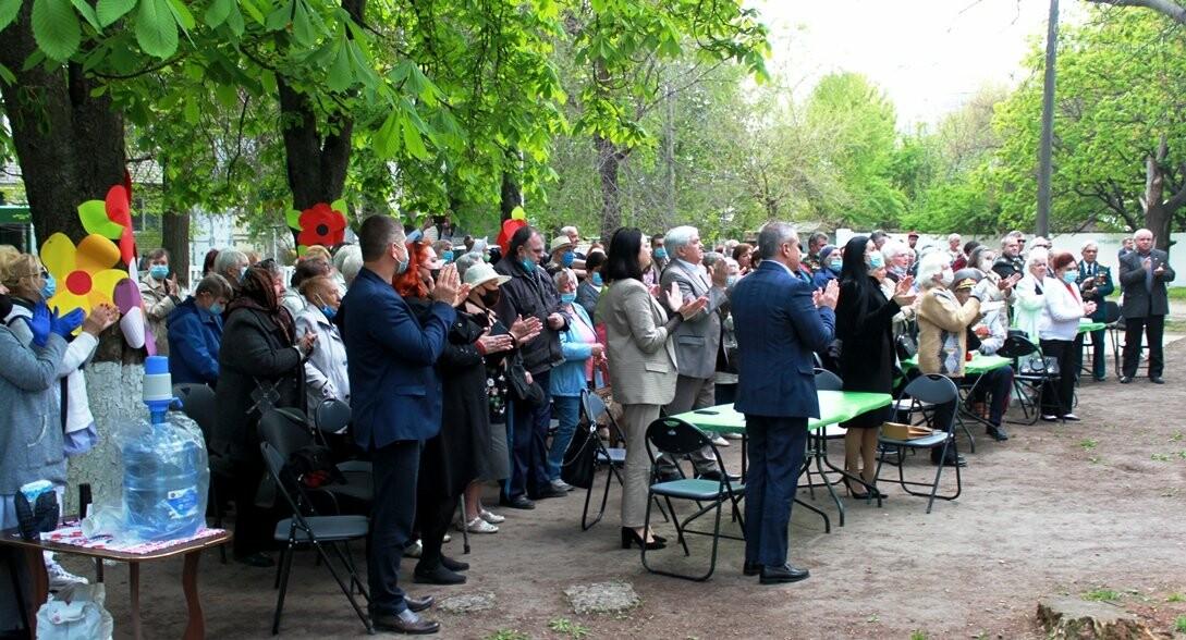 У Новомосковському Терцентрі привітали ветеранів: ФОТОРЕПОРТАЖ, фото-5