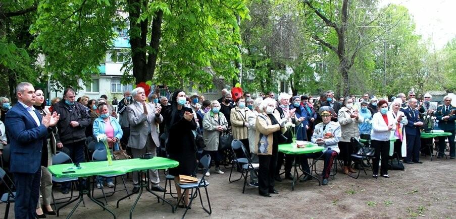 У Новомосковському Терцентрі привітали ветеранів: ФОТОРЕПОРТАЖ, фото-4