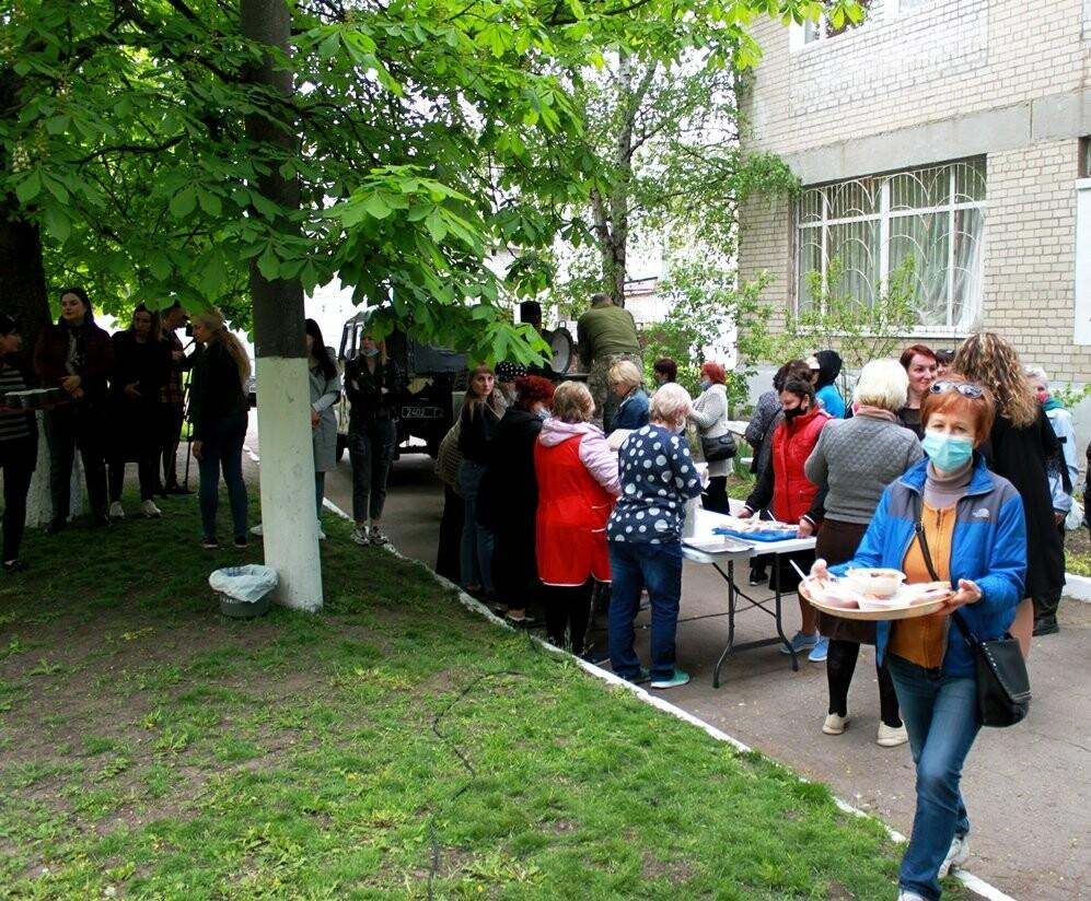 У Новомосковському Терцентрі привітали ветеранів: ФОТОРЕПОРТАЖ, фото-1