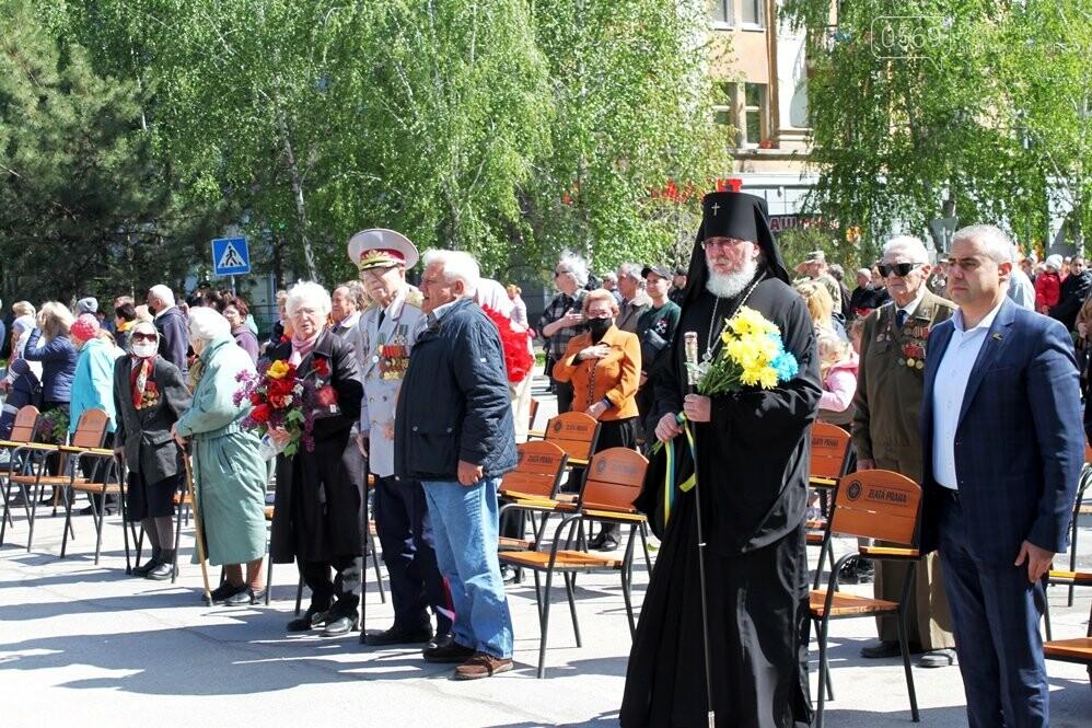 """Новомосковці пам""""ятають: у місті пройшов урочистий мітинг, присвячений Дню Перемоги - ФОТОРЕПОРТАЖ, фото-33"""