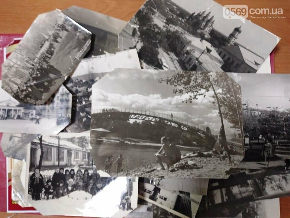 Новомосковському історичному музею подарували унікальну колекцію старих фотокарток, фото-5