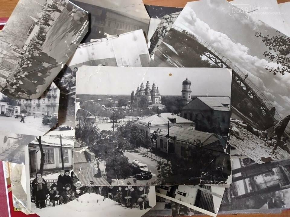 Новомосковському історичному музею подарували унікальну колекцію старих фотокарток, фото-3