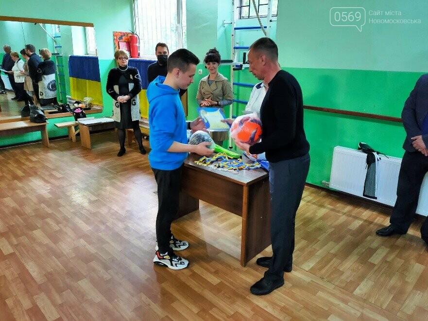 Визначилися переможці турніру з настільного тенісу серед школярів у місті Новомосковську, фото-7