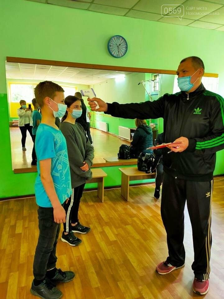 Визначилися переможці турніру з настільного тенісу серед школярів у місті Новомосковську, фото-5