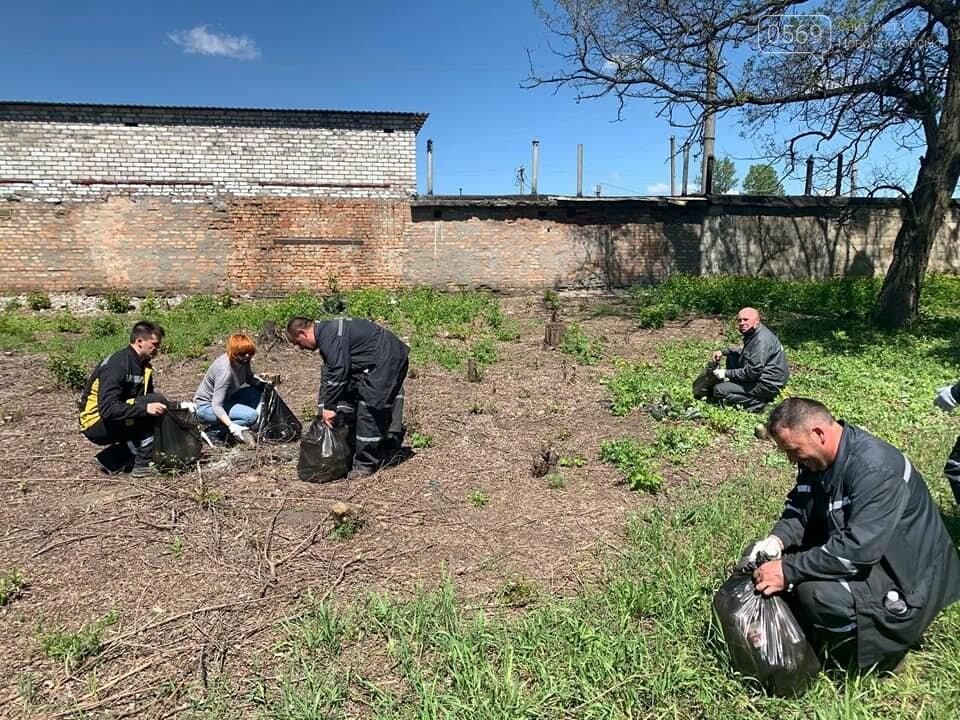 """У Новомосковську пройшла акція """"Чистодяка"""", фото-1"""