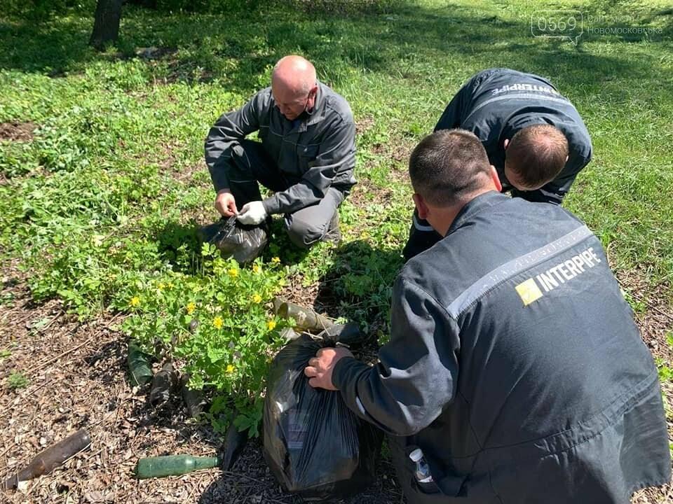 """У Новомосковську пройшла акція """"Чистодяка"""", фото-3"""