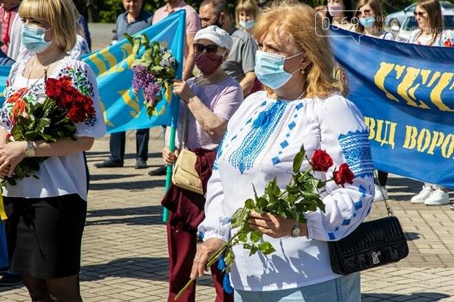 На Дніпропетровщині вшанували пам'ять жертв політичних репресій, фото-5