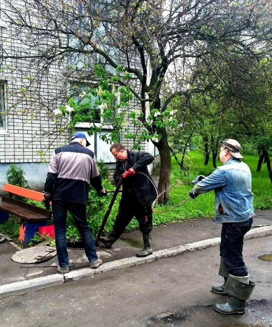 У Новомосковську на площі Героїв розпочали реставрацію аварійних балконів, фото-4