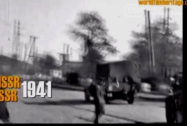 """У соцмережах з""""явився унікальний архівний фільм про вхід нацистів у Новомосковськ: ВІДЕО, фото-9"""