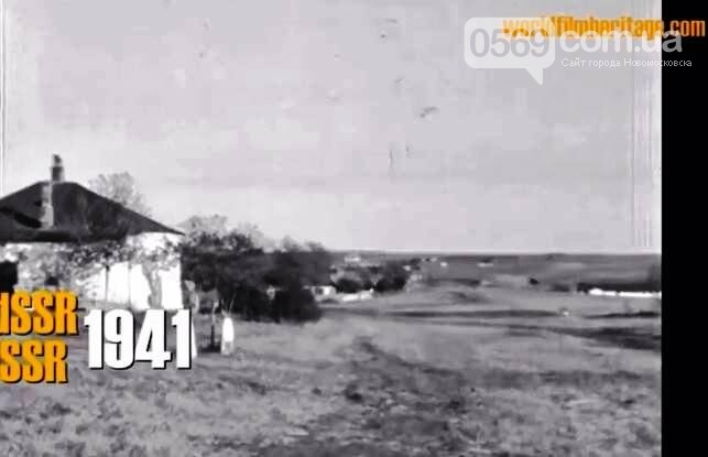 """У соцмережах з""""явився унікальний архівний фільм про вхід нацистів у Новомосковськ: ВІДЕО, фото-7"""
