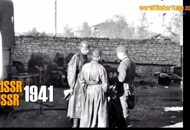 """У соцмережах з""""явився унікальний архівний фільм про вхід нацистів у Новомосковськ: ВІДЕО, фото-16"""