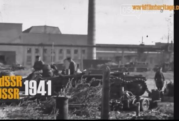 """У соцмережах з""""явився унікальний архівний фільм про вхід нацистів у Новомосковськ: ВІДЕО, фото-15"""