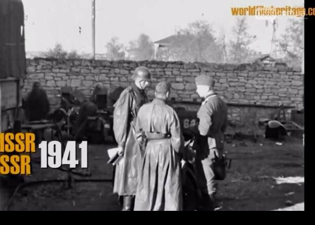 """У соцмережах з""""явився унікальний архівний фільм про вхід нацистів у Новомосковськ: ВІДЕО, фото-4"""