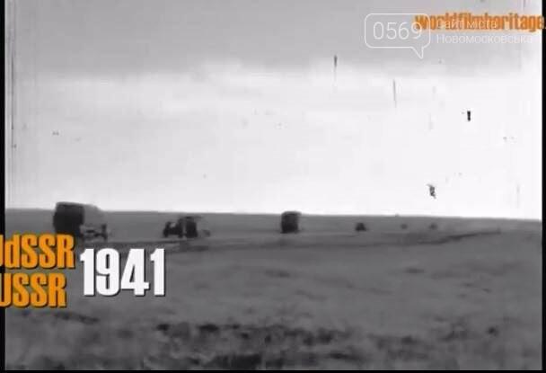 """У соцмережах з""""явився унікальний архівний фільм про вхід нацистів у Новомосковськ: ВІДЕО, фото-12"""