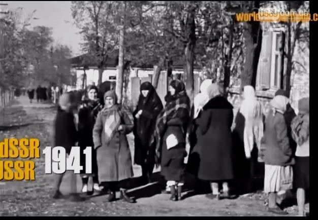 """У соцмережах з""""явився унікальний архівний фільм про вхід нацистів у Новомосковськ: ВІДЕО, фото-3"""