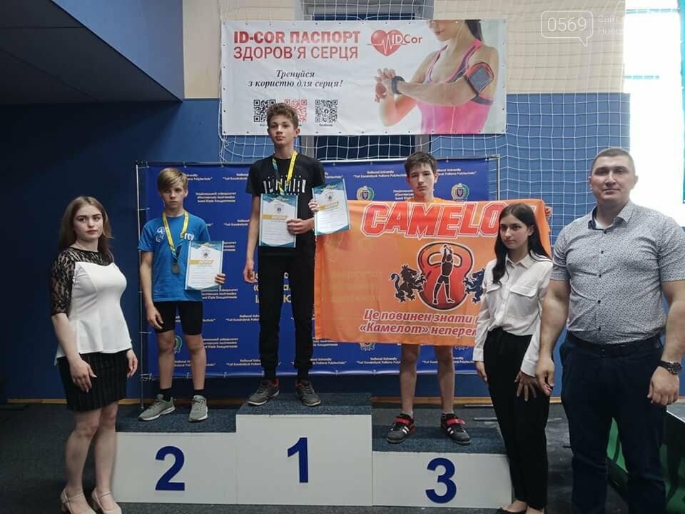 4 золотих, 6 срібних та 4 бронзових: таким є результат  гирьовиків з «Камелот» Піщанської ОТГ на чемпіонаті  країни, фото-1