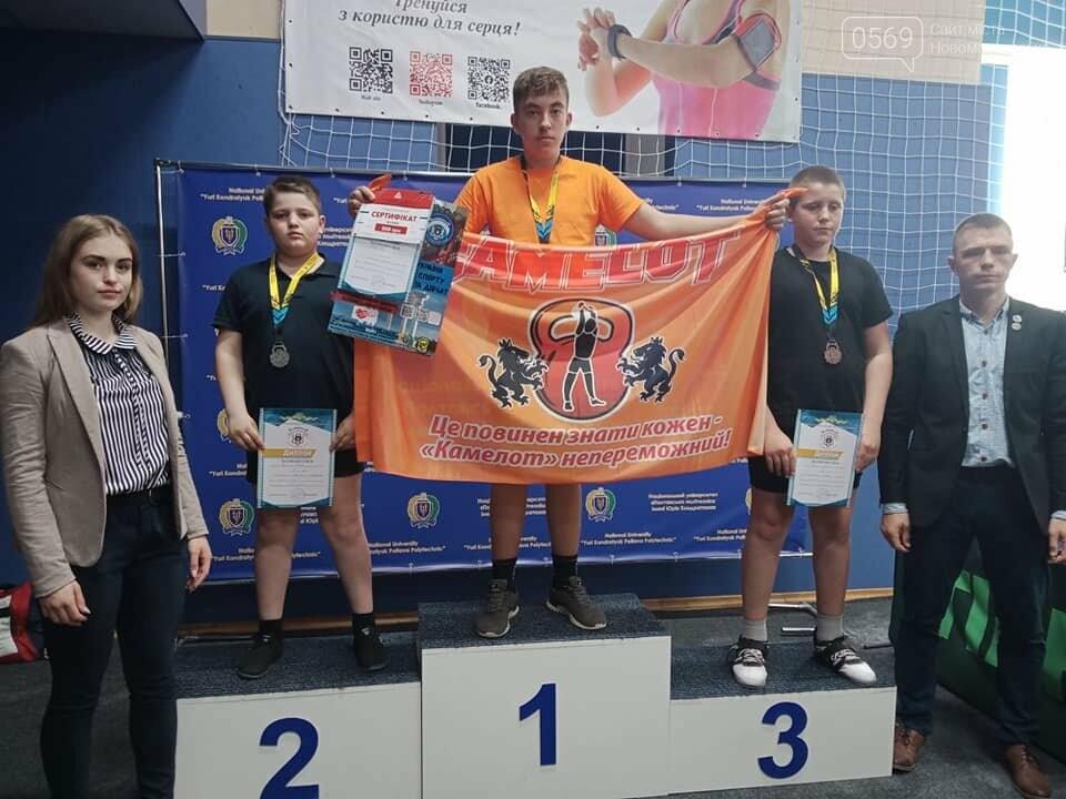 4 золотих, 6 срібних та 4 бронзових: таким є результат  гирьовиків з «Камелот» Піщанської ОТГ на чемпіонаті  країни, фото-9