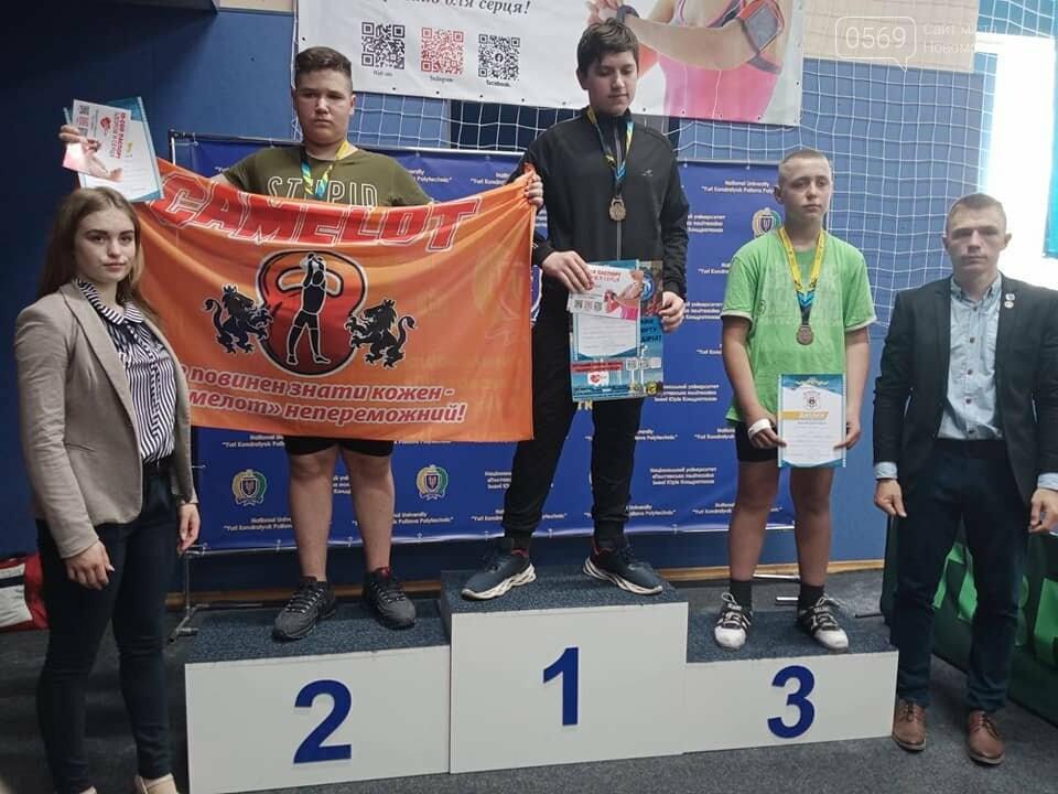 4 золотих, 6 срібних та 4 бронзових: таким є результат  гирьовиків з «Камелот» Піщанської ОТГ на чемпіонаті  країни, фото-7