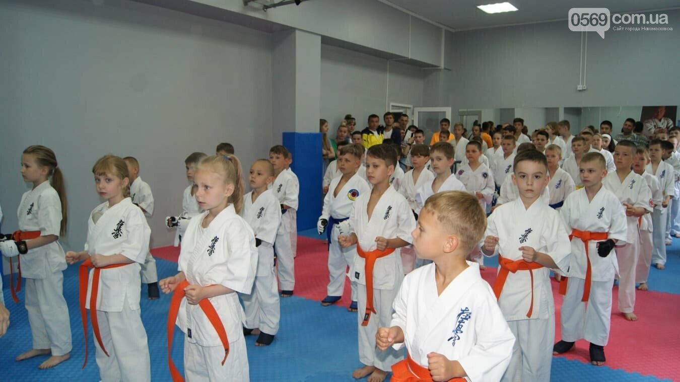 Каратист СК «IRINA» з Новомосковщини здобув блискучу перемогу на міжклубному турнірі, фото-13