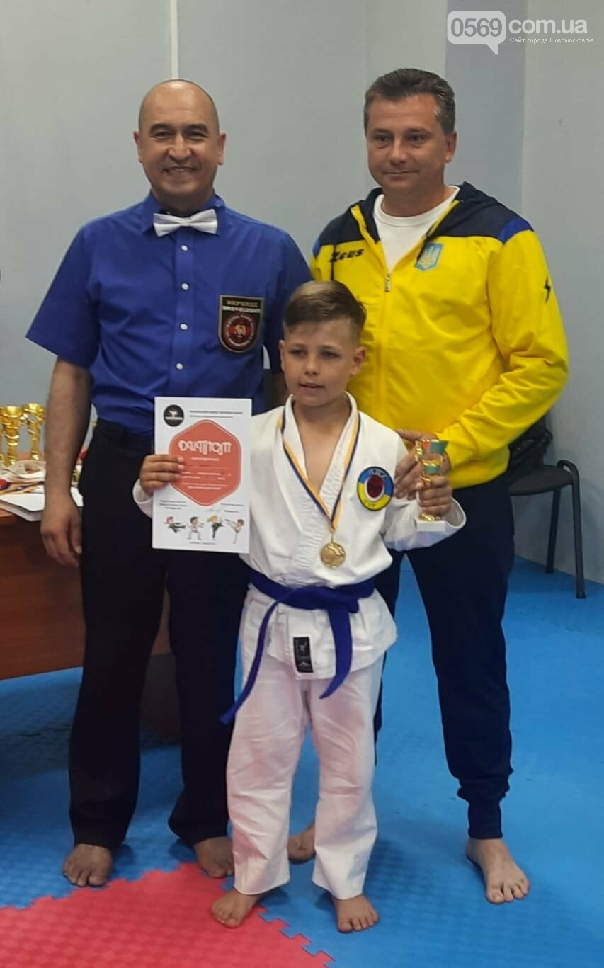 Каратист СК «IRINA» з Новомосковщини здобув блискучу перемогу на міжклубному турнірі, фото-10
