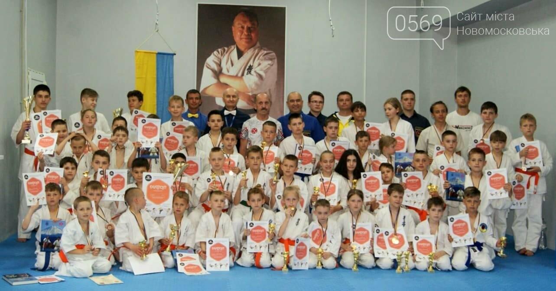 Каратист СК «IRINA» з Новомосковщини здобув блискучу перемогу на міжклубному турнірі, фото-5
