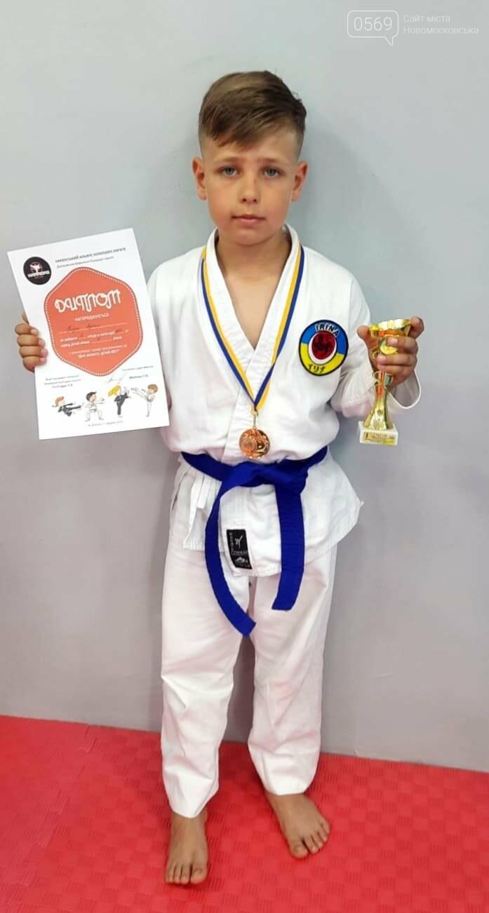 Каратист СК «IRINA» з Новомосковщини здобув блискучу перемогу на міжклубному турнірі, фото-4