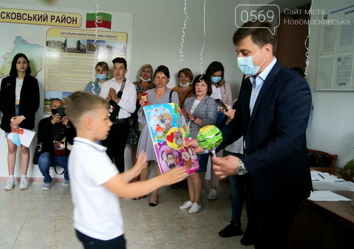 Каратист СК «IRINA» з Новомосковщини здобув блискучу перемогу на міжклубному турнірі, фото-2