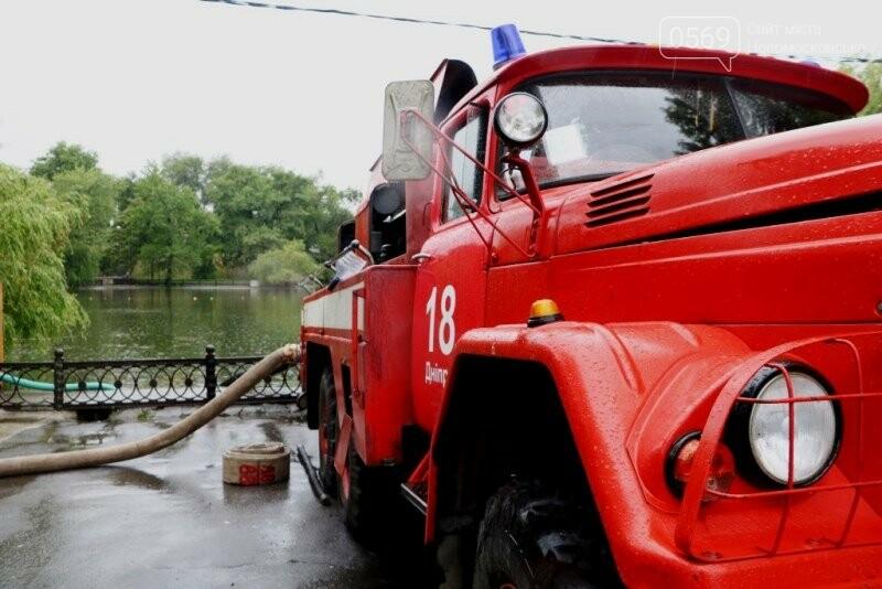 Надзвичайники борються з підтопленнями на території Дніпропетровщини внаслідок тривалих опадів: ФОТО, ВІДЕО, фото-1