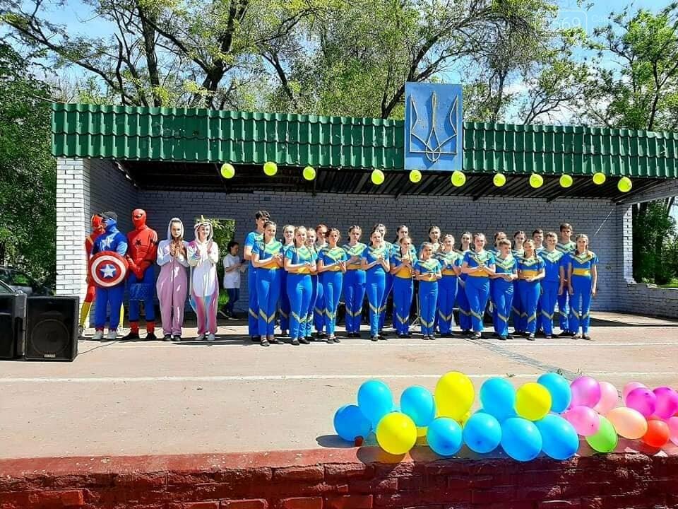Минулих вихідних у Перещепинській громаді яскраво відсвяткували День захисту дітей, фото-20