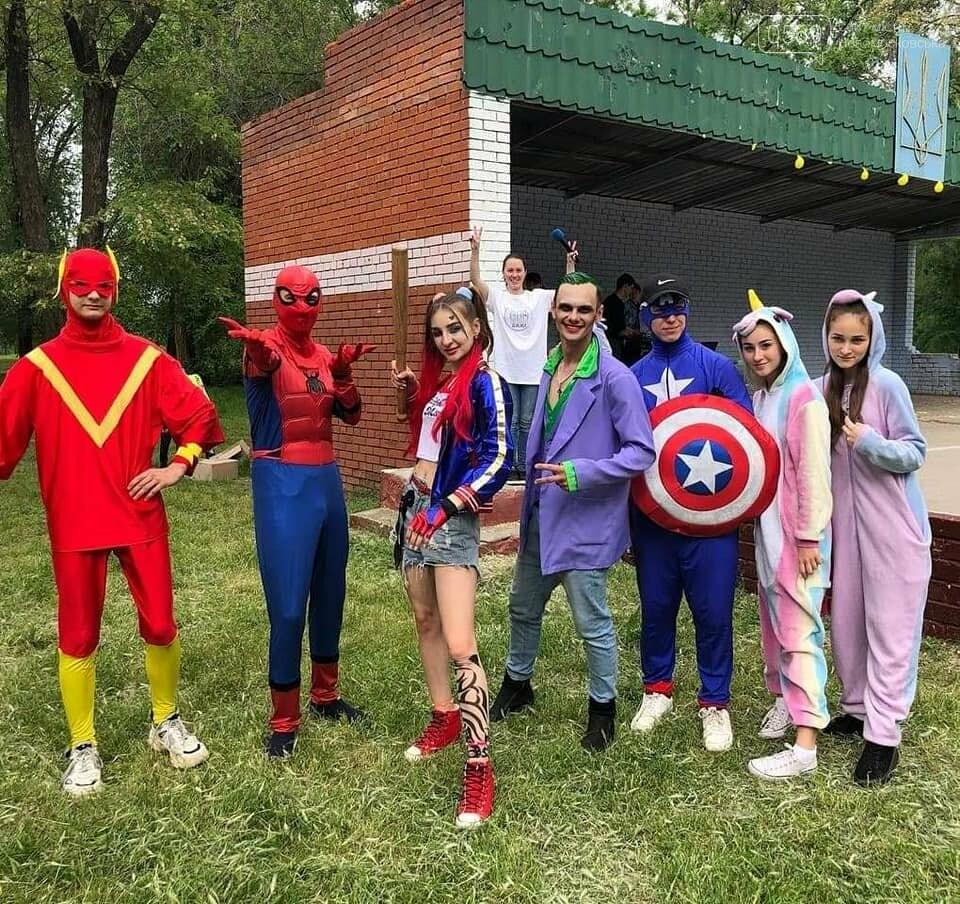 Минулих вихідних у Перещепинській громаді яскраво відсвяткували День захисту дітей, фото-22