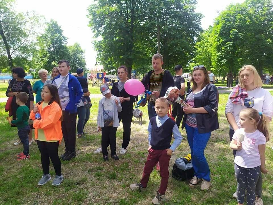 Минулих вихідних у Перещепинській громаді яскраво відсвяткували День захисту дітей, фото-32