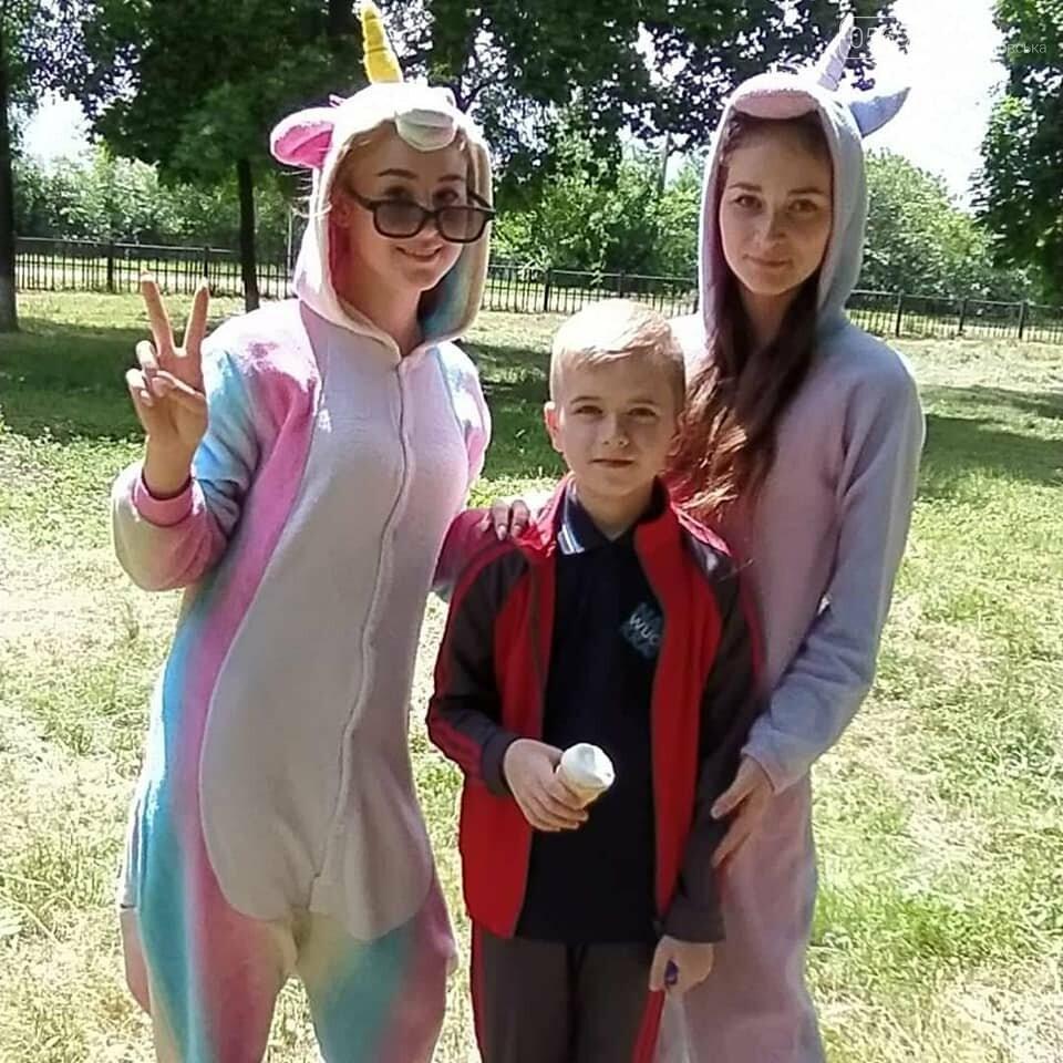 Минулих вихідних у Перещепинській громаді яскраво відсвяткували День захисту дітей, фото-28