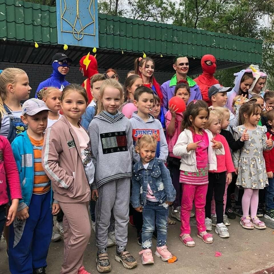 Минулих вихідних у Перещепинській громаді яскраво відсвяткували День захисту дітей, фото-1
