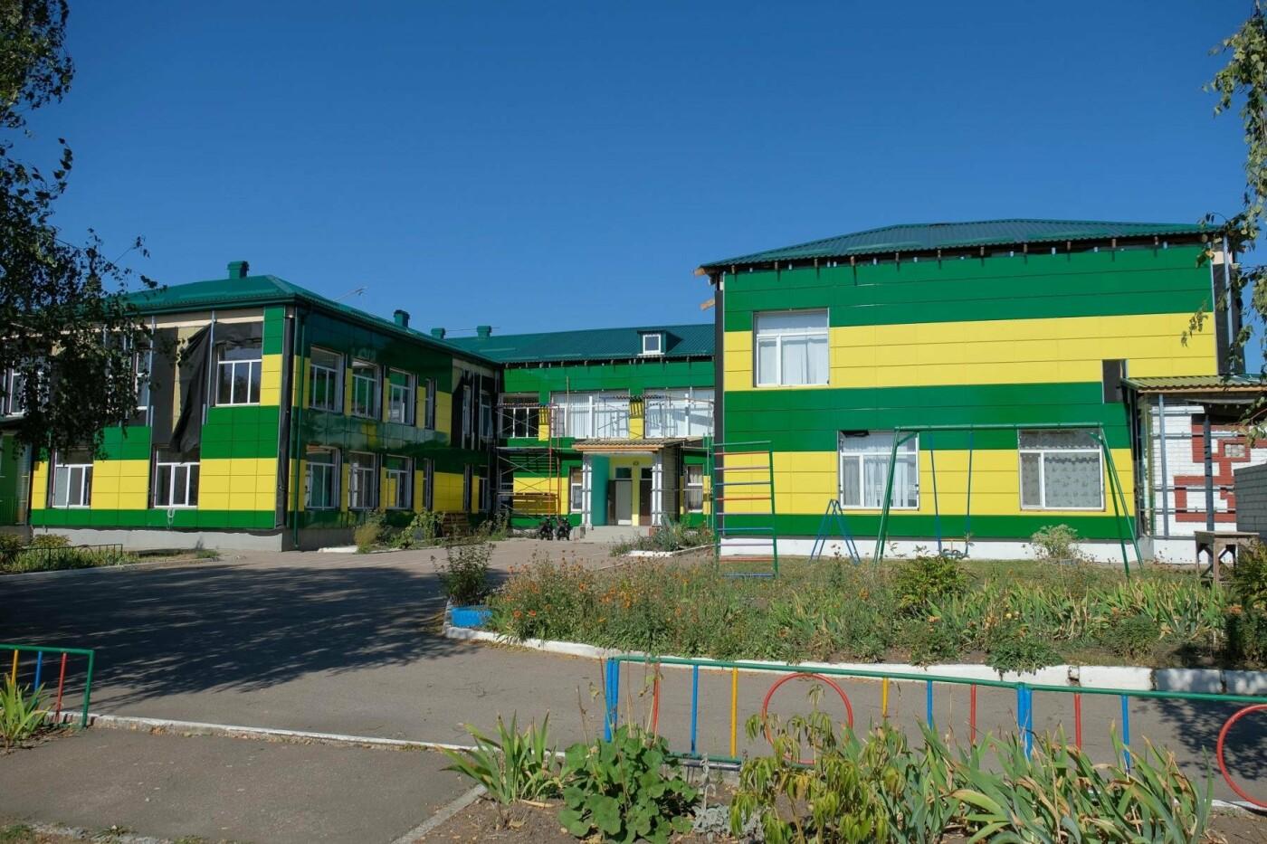 В Новомосковском районе завершают реконструкцию детского сада, фото-8