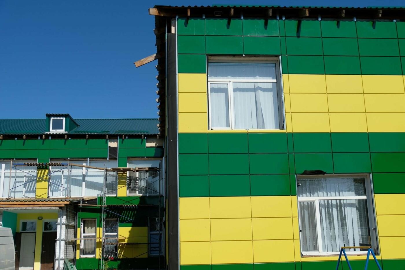 В Новомосковском районе завершают реконструкцию детского сада, фото-1