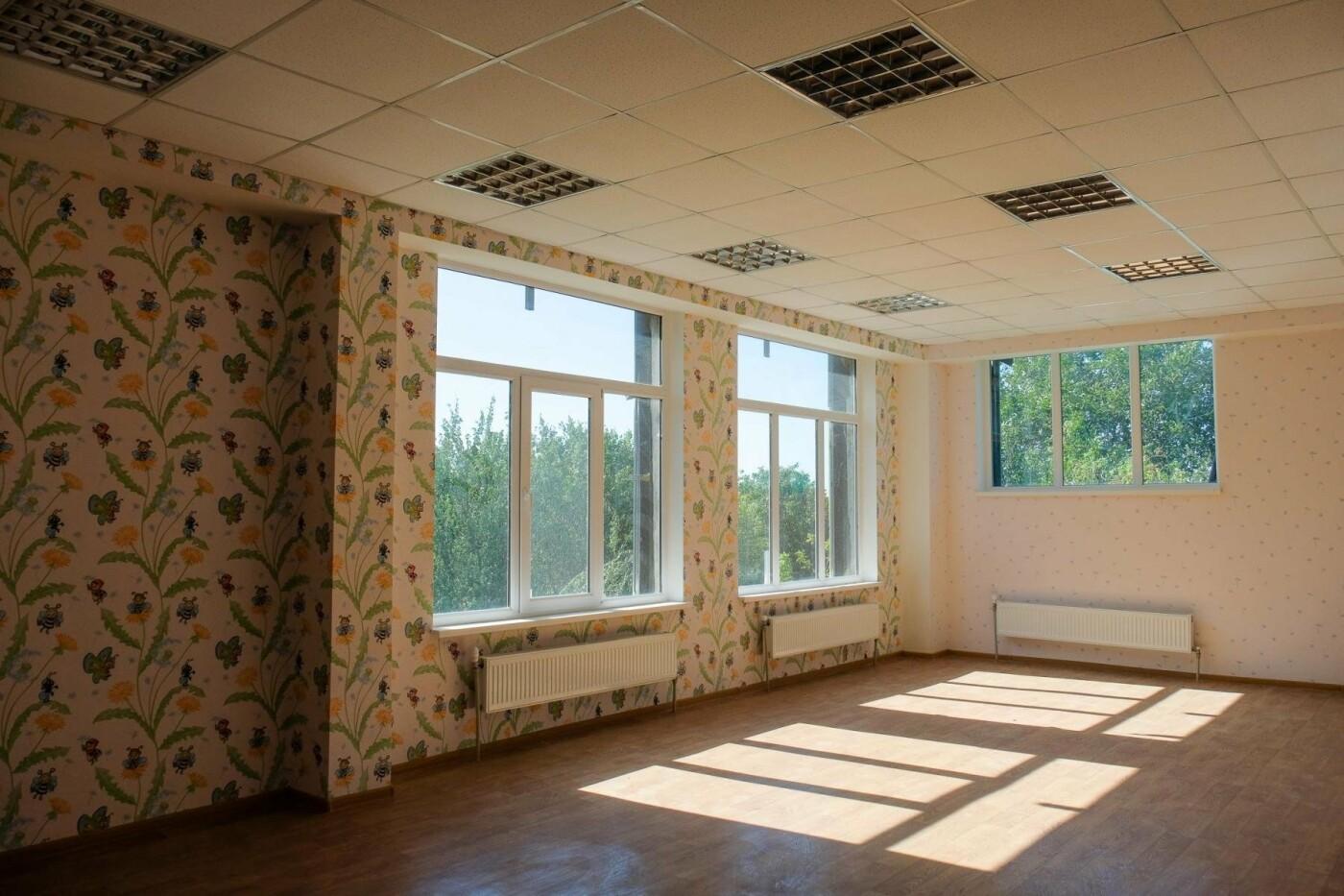 В Новомосковском районе завершают реконструкцию детского сада, фото-5