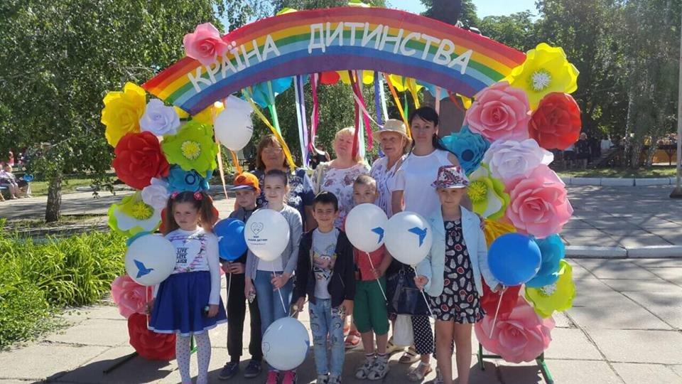 Ко Дню защиты детей команда Александра Вилкула подарила тысячам маленьких жителей Днепропетровщины веселые праздники (фото), фото-5