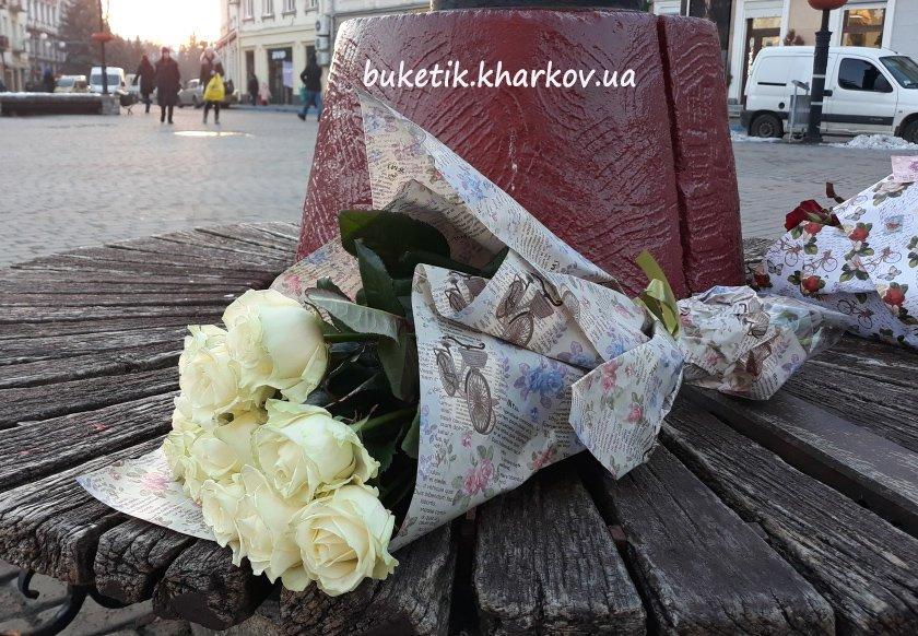 Доставка квітів Харків, фото-1