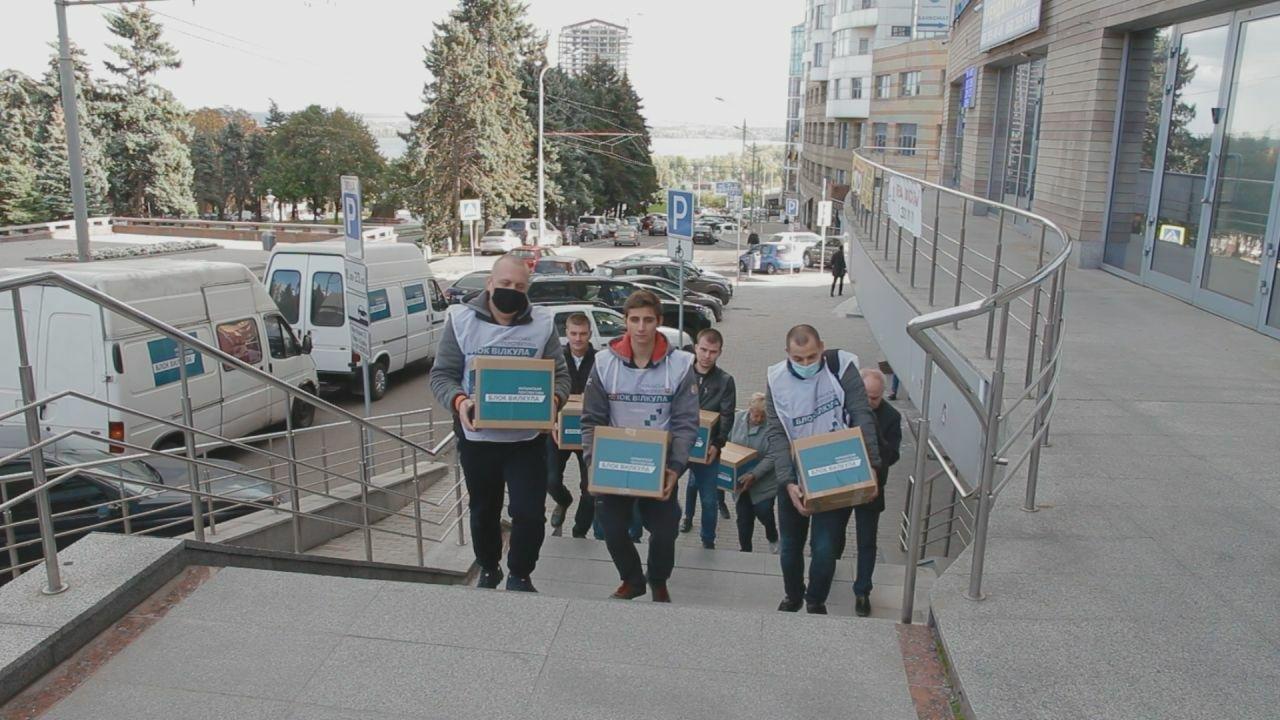 Подписи собраны: 100 тысяч жителей Днепропетровщины поддержали Блок Вилкула в вопросе бесплатной страховой медицины, фото-1