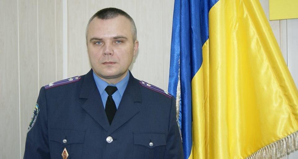 Картинки по запросу фото начальника полиции новомосковська
